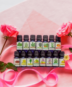 utama spice 100% pure essential oils