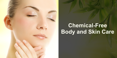 chemical-free body and skin care header