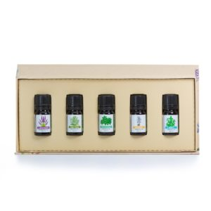 natures aid essential oil set open white
