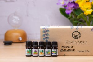 utama spice perfect balance essential oil set