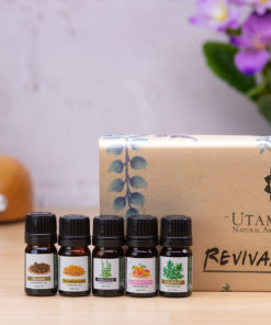 utama spice revival essential oil set