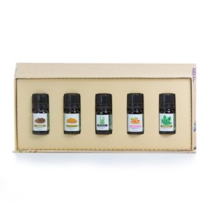 revival essential oil set open white