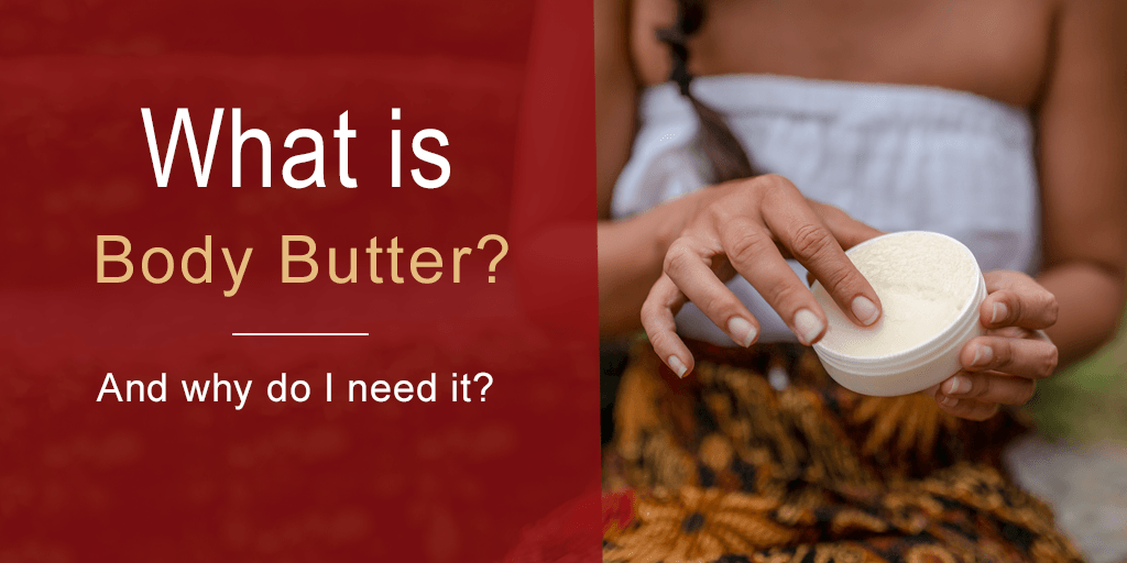 what is body butter header