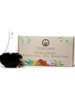 Danau Dua nebulizing diffuser black with box