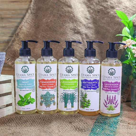 chemical-free liquid soap