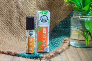 Pure Energy Essential Oil Roller 10ml