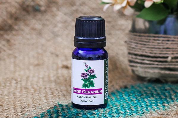 Rose Geranium Essential Oil 10_ml