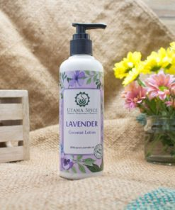 lavender coconut lotion 230ml