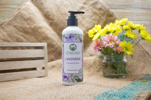 lavender coconut lotion 230ml
