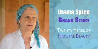 Utama Spice Brand Story: Twenty Years of Natural Beauty