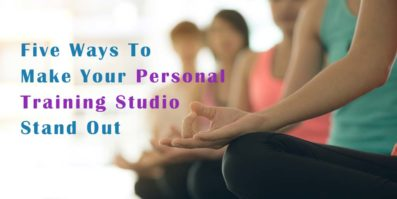 Five Ways To Make Your Personal Training Studio Stand Out