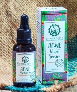 acne night serum