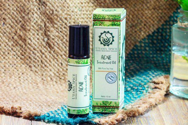 acne corrector treatment oil