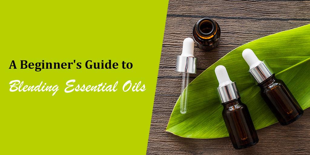 beginner's guide to blending essential oils header