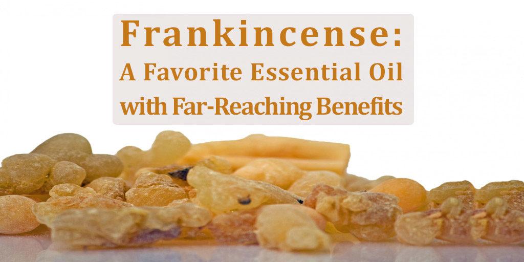 frankincense essential oil benefits header