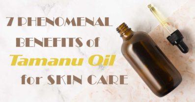 the benefits of tamanu oil