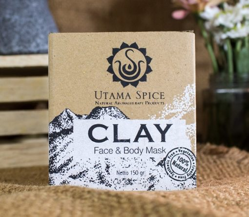 volcanic clay mask